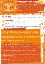 Epiphanie - 6-9 ans 1